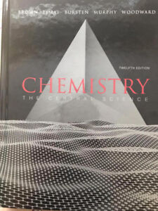 Chemistry the central science twelfth edition
