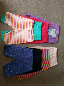 Pants and shorts 6-12 months