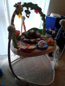 Fisher Price Jumperoo London Ontario image 2