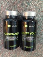 It Works! New You and Confianza supplements