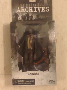 Resident Evil Archives Zombie Figure