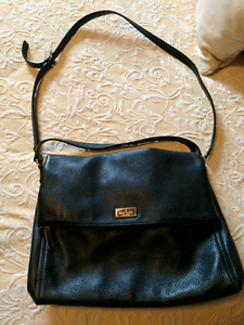 Authentic large Kate Spade bag black