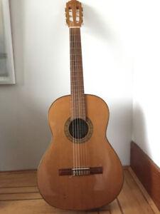 Classical Guitar - Giannini Classic Series Sevilha