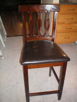 Bar chairs/ high table chairs