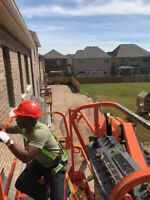 Window cleaner (new home construction)