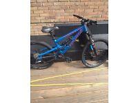 Scott voltage FR20 bike