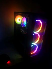 Super PC Gaming I5 3.5ghz/Nvidia GeForce GTX /8gb Ram /RGB Case