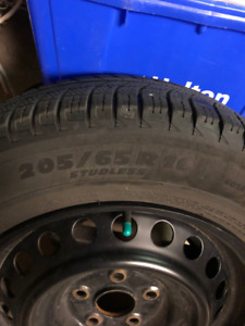 WINTER TIRES - CAMRY 2012- 2017