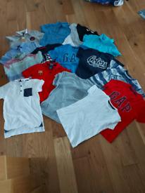 Huge bundle boys clothes age 8/8-9