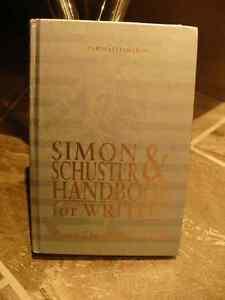 SIMON & SCHUSTER HANDBOOK FOR WRITERS ( 4 EDITION )
