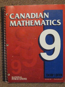 Excellent Math Texts/workbooks perfect for Study /Review