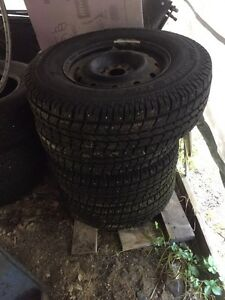Studded Artic Claw LT245/75R16