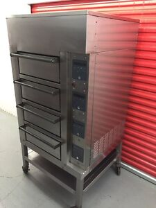 $15000 Garland 4 Deck Electric Pizza Oven - $2500 !