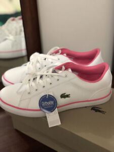 NEW LACOSTE Womens Shoes - Size 8