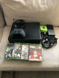 XBOX ONE BUNDLE WITH GAMES FOR SALE! OR TRADE FOR PS4!