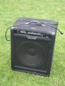 Crate BT-100 Bass Amp