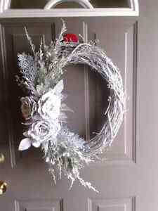 NEW WINTER VINE WREATH  Kitchener / Waterloo Kitchener Area image 2