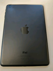 Apple ipad mini - 32 Gig - Black - used