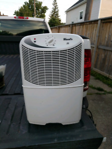 White woods dehumidifier