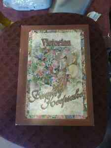 Victorian Family Keepsake Photo Album and Memory Box Kitchener / Waterloo Kitchener Area image 1