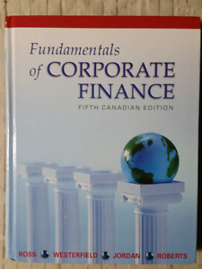 Fundamentals of Corporate Finance 5th Canadian Edition