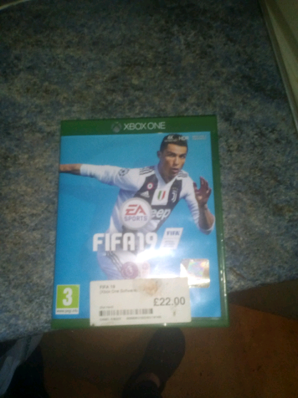 FIFA 19 Xbox one | in Bolton, Manchester | Gumtree
