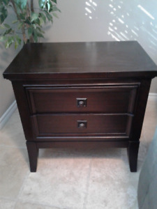 Night and/or End Tables. $175.00 for pair.