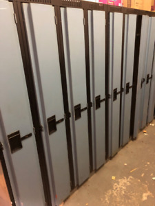 12 - Metal Lockers