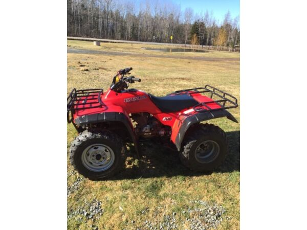 Used 2000 Honda fourtrax