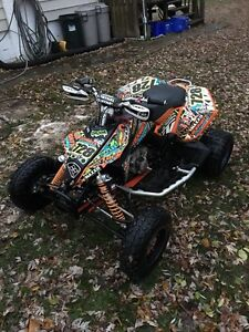 •BEST OFFER*****2009 KTM 450 SX ATV*****MINT CONDITION•