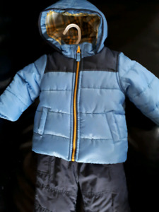 SNOW SUIT - 18 MTHS-  BABY - never been wore..