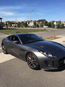 2016 Jaguar Other FType Model S Coupe (2 door)