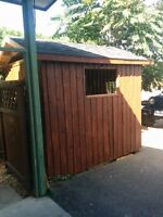 Structural Secure 8'x6'3'' shed