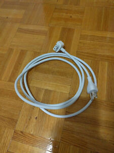 Apple Macbook Extension Ac Power Adaptor Cord Cable 6 Feet