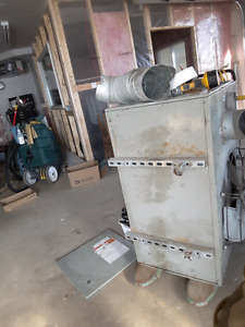 Modine 300000btu hanging natural gas/propane furnace
