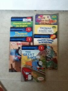 Level 1 Thomas the Train Books
