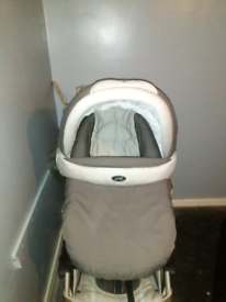 Brand new never used JANE MATRIX EDITION pushchair