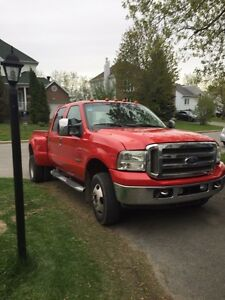 Ford F350, Lariat 6x roues diesel
