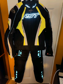 RST Pro series textile jacket and trousers M