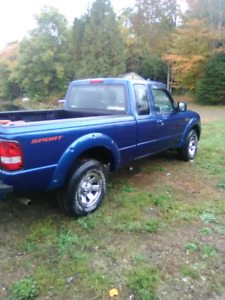 2010 Ford Ranger 2 Wheel Drive