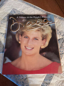 Lady Diana picture book
