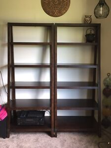 Ladder Shelf x 2 - $175 Each