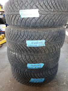 Kuhmo All Weather Tire 205/55/16