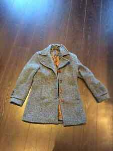 Dress coat and vest