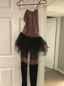 Dance Costumes in great condition, ranging from $10+