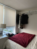 Waterfront Bedroom Downtown Toronto Available Immediately/July