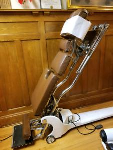 Chiropractic Table Zenith Hydraulic Hi-Lo