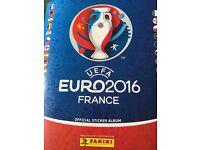 EURO 2016 FOOTBALL STICKERS