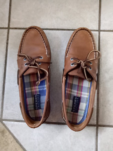 Sperry Top Sider boat shoes in EUC