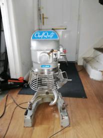 Mixer chef quip 3 phase